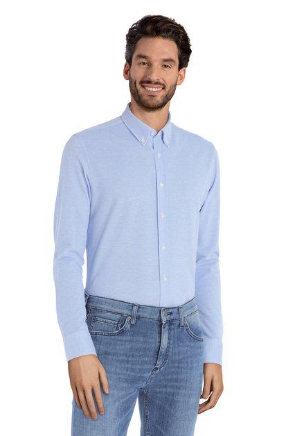 Lichtblauw hemd – Seagull – Slender fit