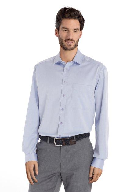 Lichtblauw hemd - comfort fit