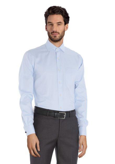 Lichtblauw hemd - regular fit