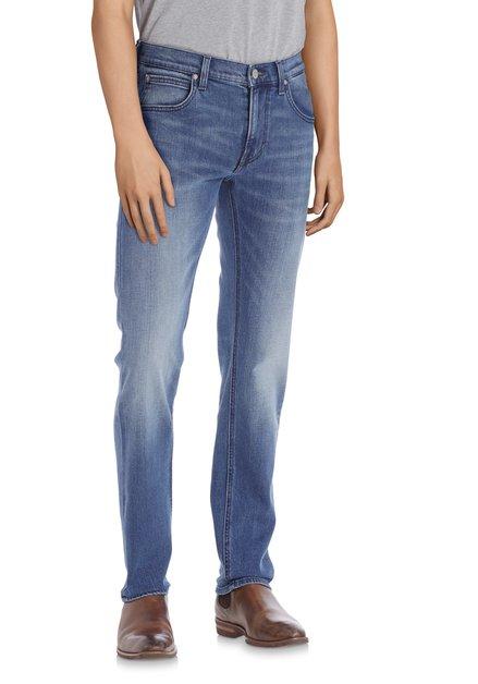 Lichtblauwe jeans - Daren - regular fit - L34