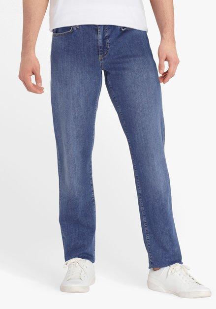 Mediumblauwe jeans - Jan - comfort fit - L32