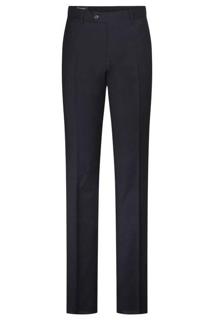 Navy kostuumbroek - Gold Pant