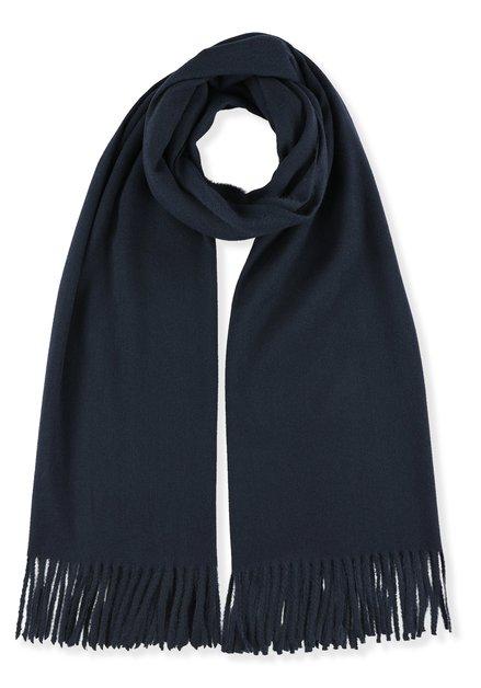Navy sjaal