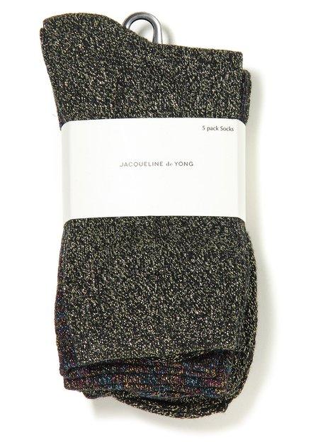 One size sokken met bling bling