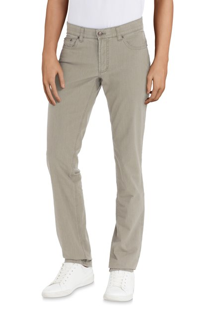Pantalon beige – Jackson – regular fit