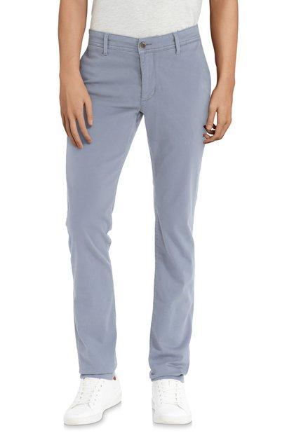 Pantalon bleu clair - modern fit