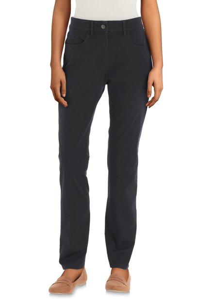 Pantalon bleu foncé – Sarah – regular fit