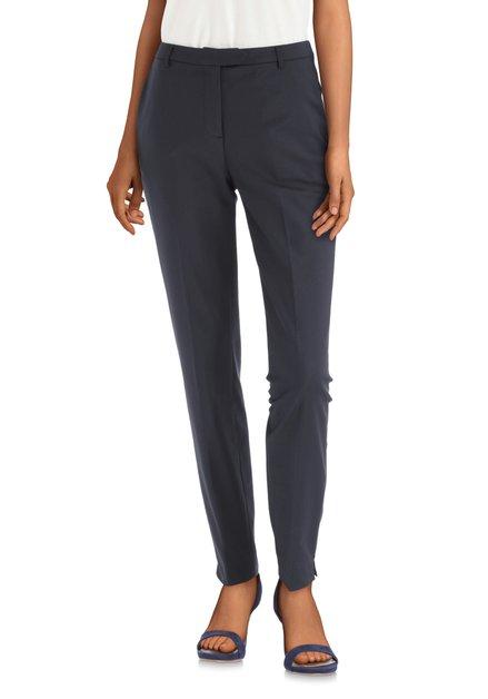 Pantalon bleu foncé classique