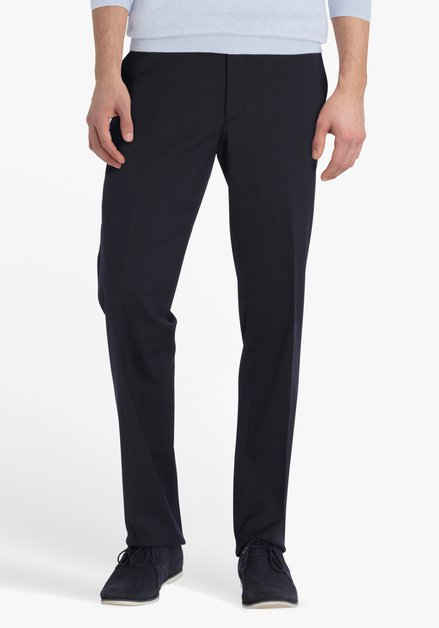 Pantalon bleu marine Louisiana - Regular fit
