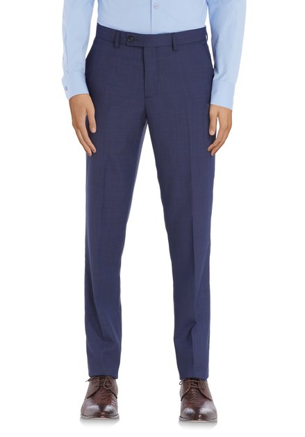Pantalon costume bleu marine - Texas – regular fit