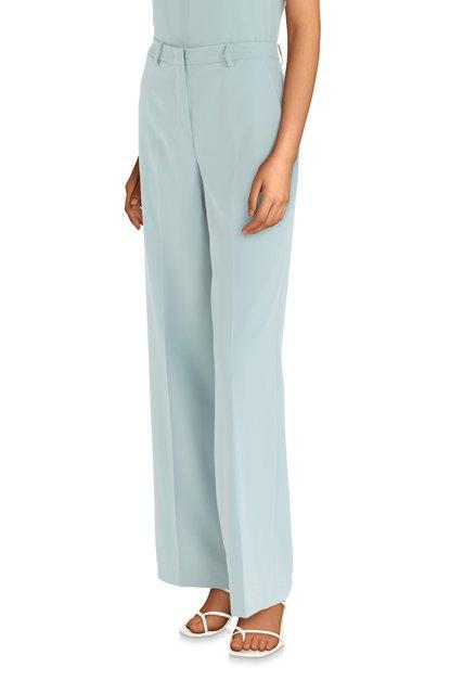 Pantalon couleur menthe habillé