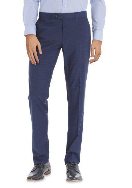 Pantalon de costume bleu - Tallinn - slim fit