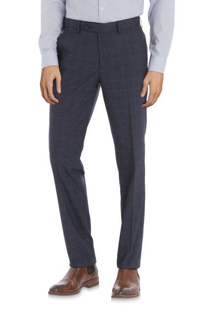 Pantalon de costume gris - Indiana - regular fit