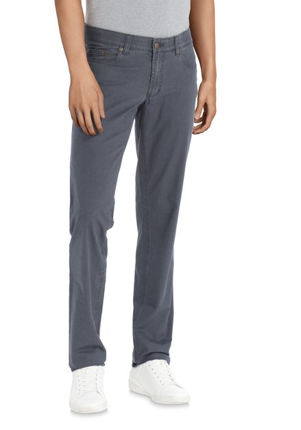 Pantalon gris bleu – Jackson – regular fit