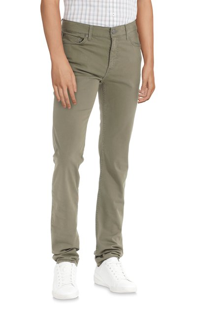 Pantalon kaki – slim fit