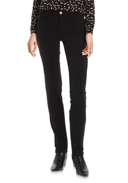 Pantalon noir – slim fit