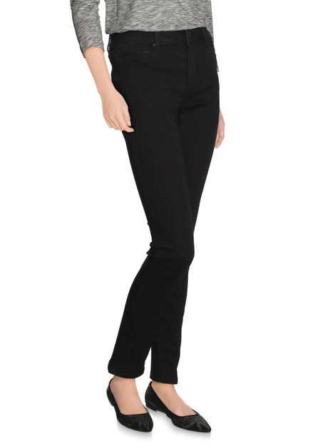 Pantalon noir - coupe slim
