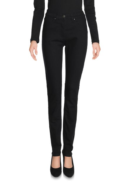 Pantalon noir en stretch - Slim fit