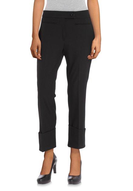 Pantalon noir - flared leg