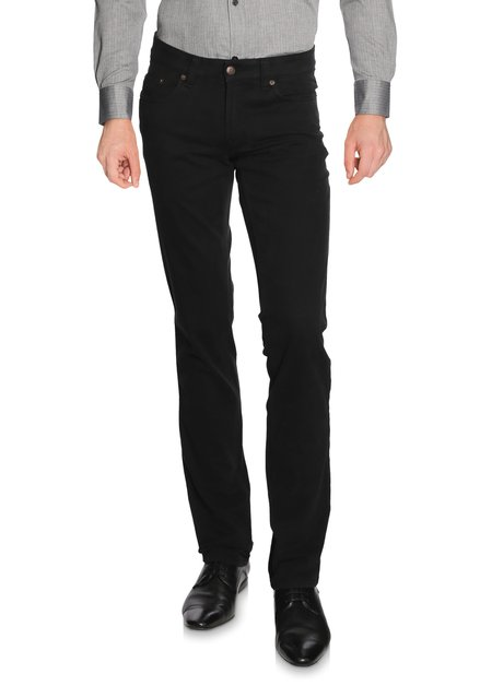 Pantalon noir - Jackson - regular fit