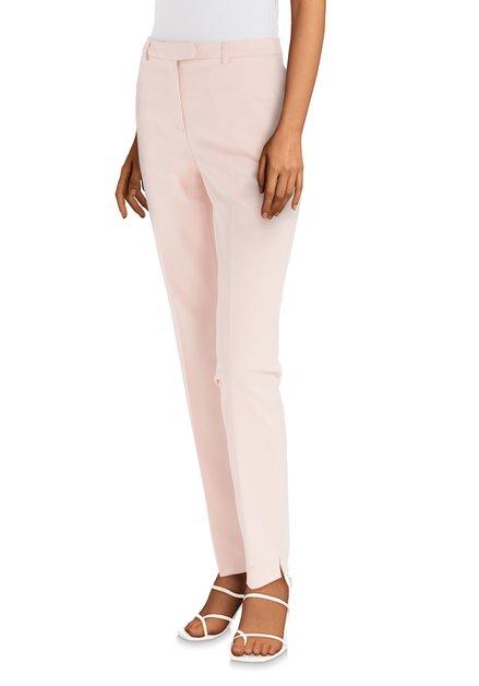 Pantalon rose clair classique