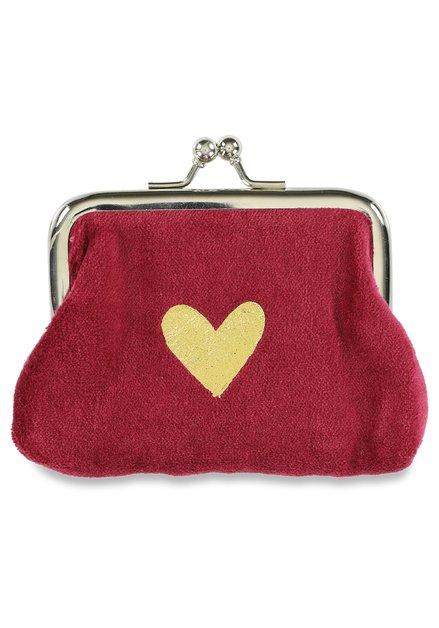 Portemonnaie rose