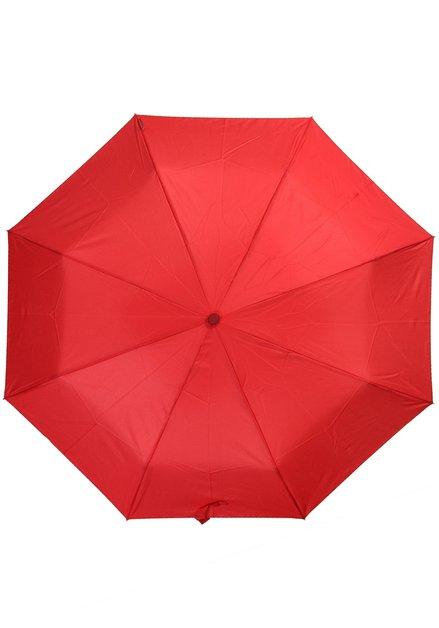 Rode opvouwbare paraplu miniMax