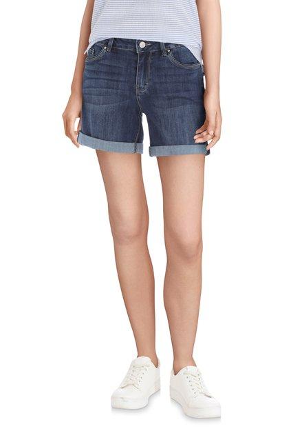 Short bleu en jean