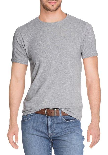 T-shirt gris chiné Dean
