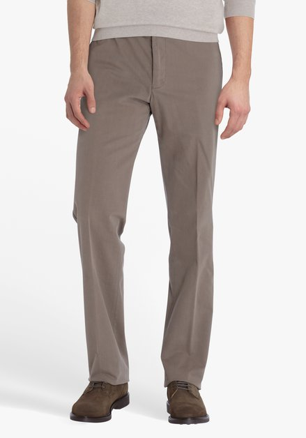 Taupe chino Vancouver - Regular fit