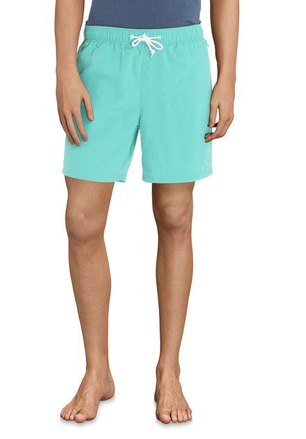 Turquoise zwemshort