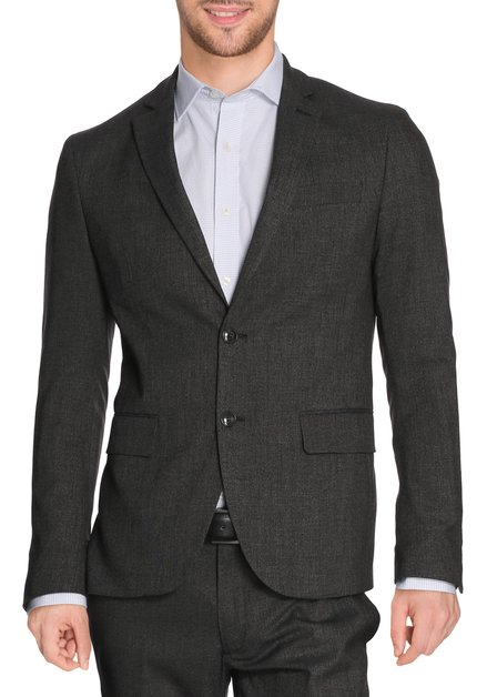 Veste de costume anthracite Budapest - Slim Fit