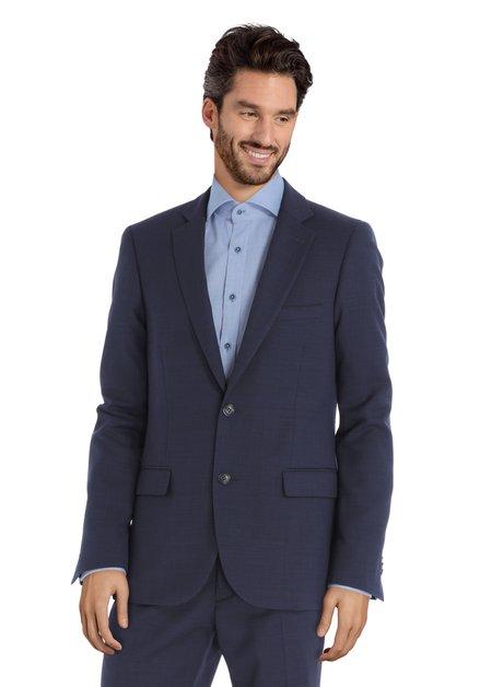 Veste de costume bleu foncé - regular fit - Sofia