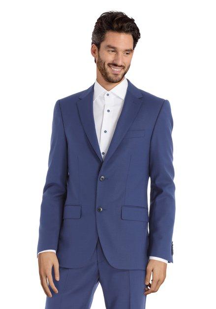 Veste de costume bleu foncé - slim fit - Warschau