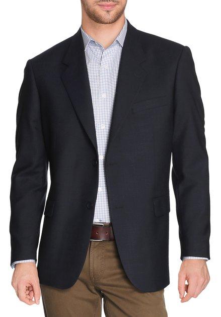 Veste de costume bleu-noir Xantos