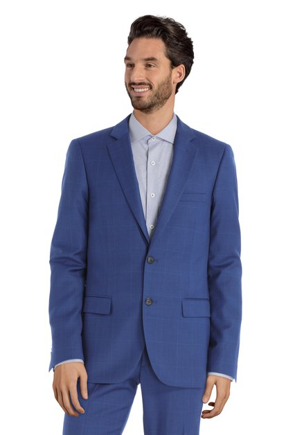 Veste de costume bleue – Athene – regular fit