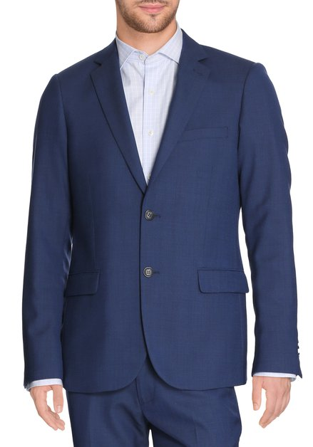 Veste de costume bleue Paris - Regular fit