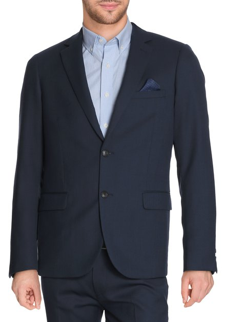Veste de costume bleue Rome - Regular fit