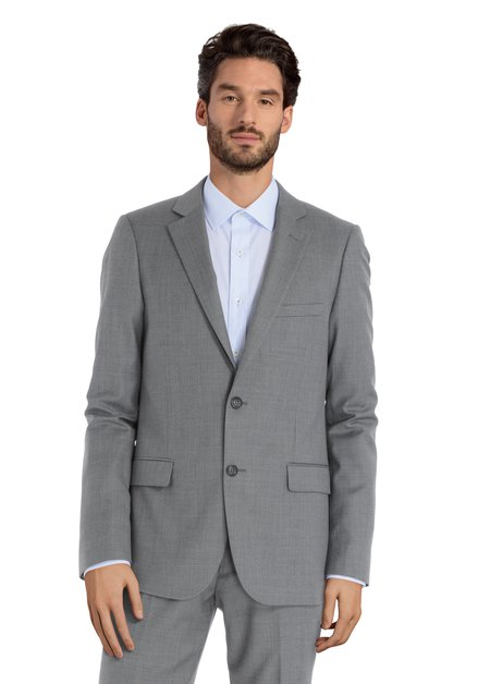 Veste de costume grise - Regular fit