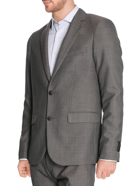 Veste de costume taupe Brussels - Regular fit
