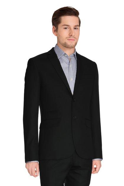 Veste de tailleur noire - Mambo