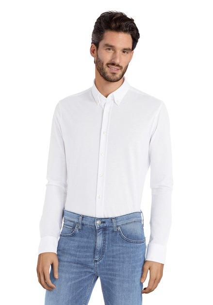 Wit hemd – Seagull – Slender fit