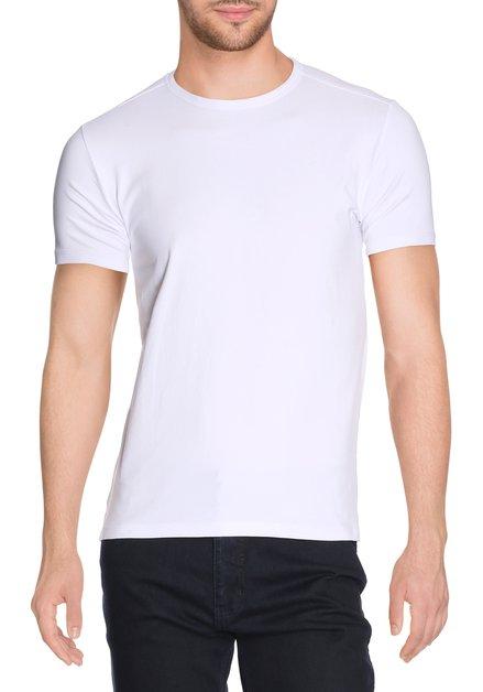 Wit T-shirt Dean