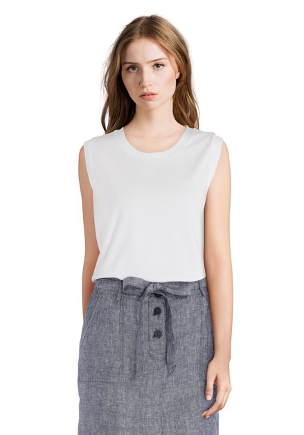 Witte basic top