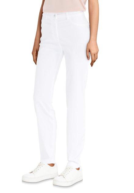 Witte broek –  slim fit