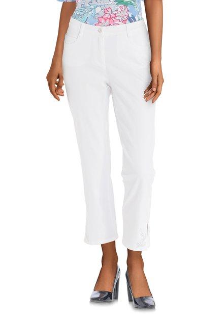Witte jeans – regular fit