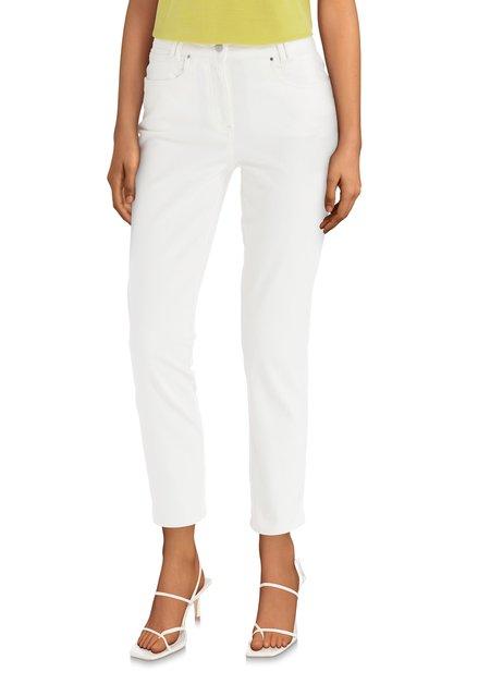 Witte jeans  - slim fit