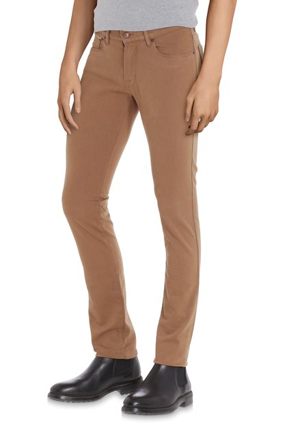 Zandbruine broek - Jefferson - slim fit