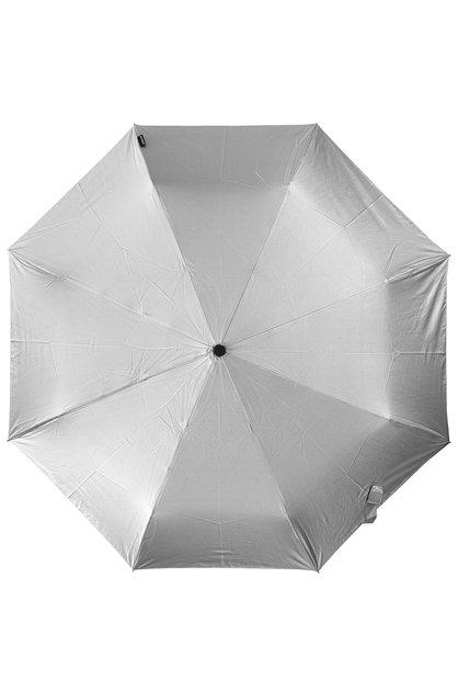 Zilverkleurige paraplu MiniMax