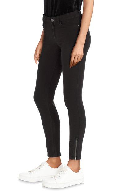 Zwarte broek – skinny fit